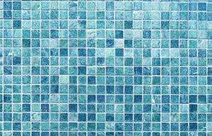 Mosaik türkis Muster
