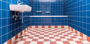 Bathroom - clinic KJPK