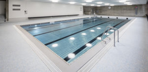 Indoor swimming pool - Basel-Stadt Construction and Transport Department